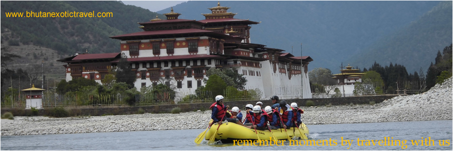 Bhutan Exotic Adventure Travel